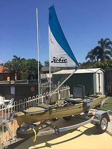 Hobie Pro Angler 14 Bracken Ridge Brisbane North East Preview