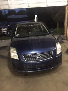 2007 Sentra safety included 1775$