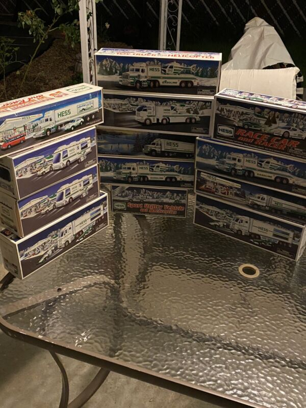 hess trucks Lot All In Working Condition Read Description ((YOU GET ONLY ONE ))