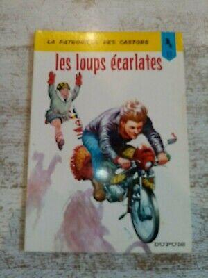 BD LA PATROUILLE DES CASTORS-REED-1970-ETAT TTB