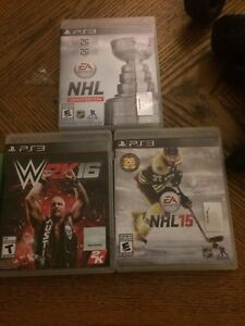 PS3 Games for sale. Need gone ASAP!