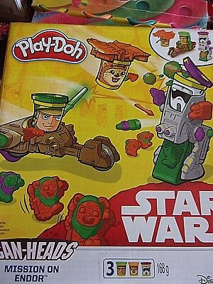 Play-Doh B0001 Star Wars véhicule Assortis Jouet