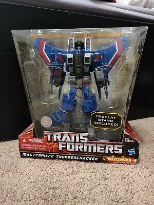 transformers mp thundercracker TRU exclusive MISB toys r us G1 masterpiece