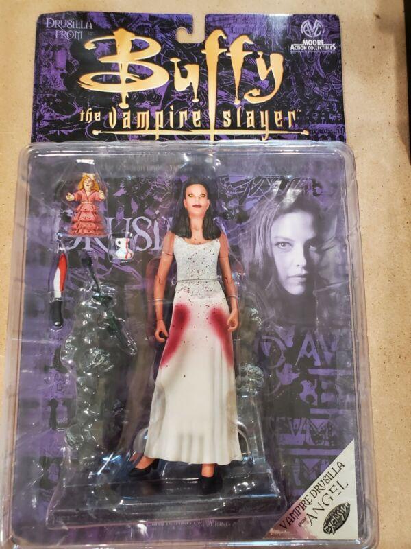 Buffy the Vampire Slayer Drusilla Vampire Figure - Moore Collectibles Exclusive