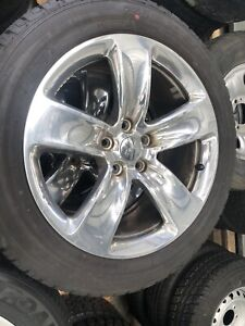 Wanted: 2014 Jeep srt8 wheels and tyres 295/45R20