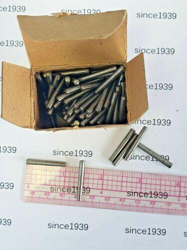 """#00 (2/0) X 1"""" Steel Taper Pin, Standard, Box of 100"""