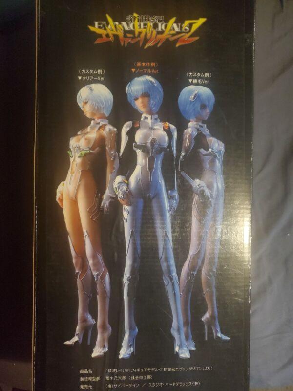 Evangelion rei ayanami figure cast 1/4 scale
