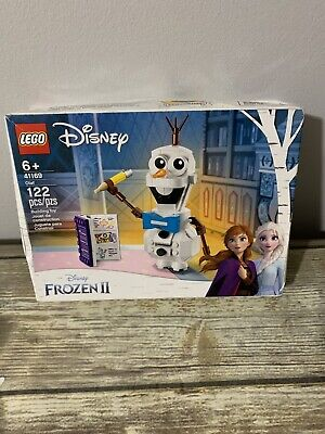 LEGO Disney Frozen II OLAF 41169 NEW Snowman Damaged Box Free Shipping