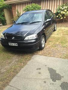 2001 Holden Astra Sedan Berwick Casey Area Preview