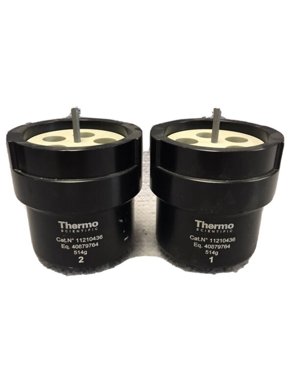 Thermo Scientific 11210436 Swing Buckets with 11175731 Adapters for T41 Rotor