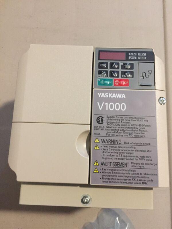 Yaskawa V1000 CIMR-VU4A0011FAA AC Drive niob