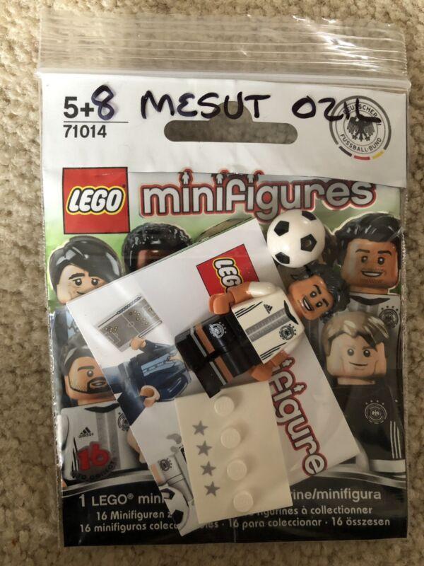 Lego+71014+Mesut+Ozil+No.8+-+Deutscher+Fussball-Bund+DFB+Minifigure