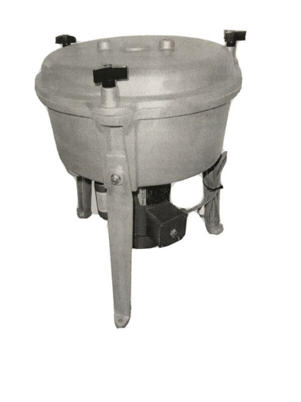 WVO Centrifuge 110volt 1/3HP