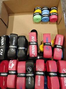Professional Sports Grips Protech - Badminton Squash Tennis Canberra City North Canberra Preview