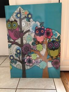 Kids owl picture