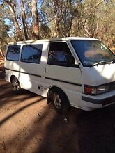 94 Ford Econovan 5sp pet/gas UNLIC (yellow sticker expired) $575 Como South Perth Area Preview