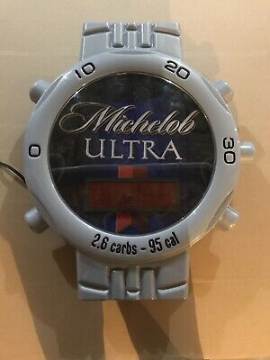 Michelob Ultra Beer Clock