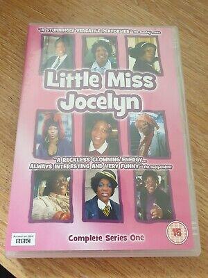 Little Miss Jocelyn: Series 1 DVD (2006) Jocelyn Jee Esien cert 15