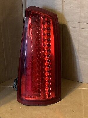 ### 2005 - 2007 Cadillac STS Rear Right Passenger Side Tail Light Lamp ###