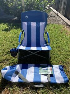 Coleman Low Sling Beach Chair
