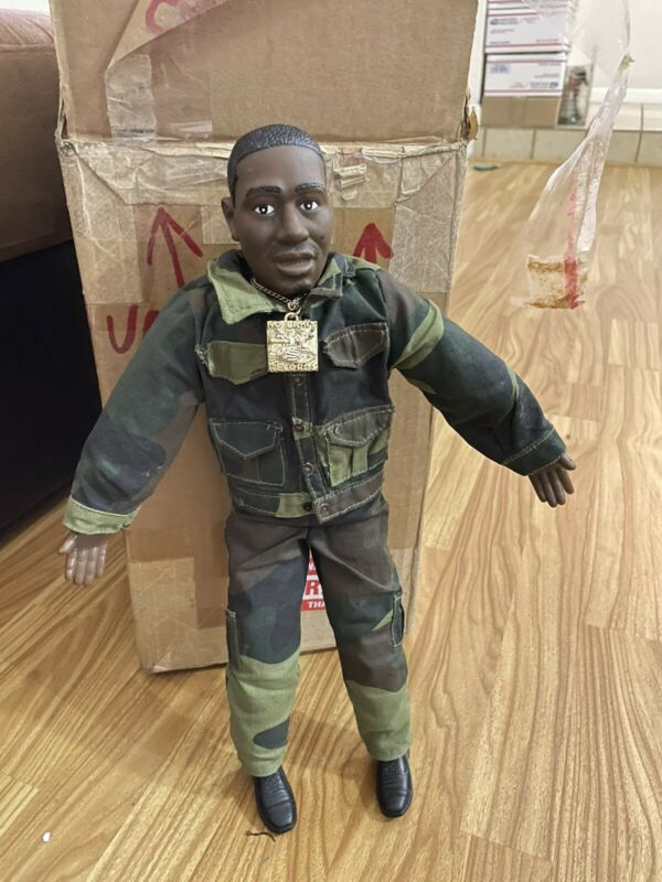 Master P Doll (please Read Full Details)