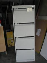 4 Drawer Filing Cabinet Camira Ipswich City Preview