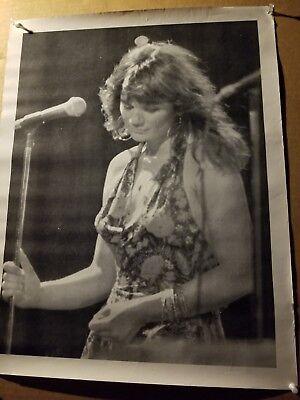 Linda ronstadt poster 1975