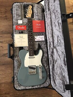 Fender American Professional Series Sonic Grey Telecaster