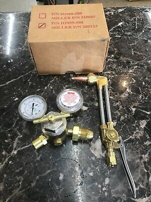 Smith Pressure Regulator H1959-580 Inert Argon Gas Max Inlet 3000 Psi
