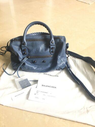 Balenciaga Mini Twiggy Satchel Bag New