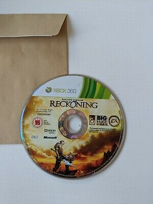 Kingdoms of Amalur: Reckoning Xbox 360 Game PAL UK Seller
