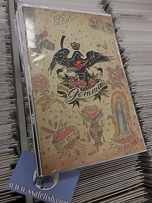 Sons Of Anarchy Redwood Original 3 1 20  Level Gemma Tattoo Art Variant Cover