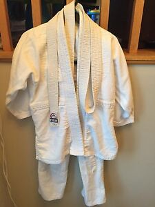 Fuji Sz 0 Judo Suit