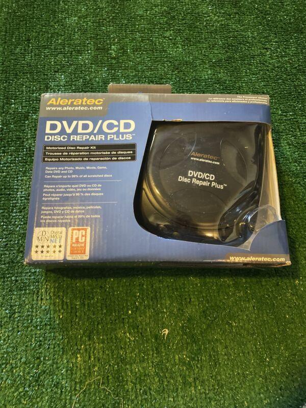 Aleratec 240131 DVD/CD Disc Repair Plus Kit Used Works great Liquids 1/3 Full