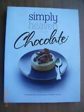 Simply Heaven Philadelphia Cookbook Volume 3 – Chocolate Oakleigh Monash Area Preview