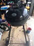 European Chef charcoal bbq / Weber.  Kellyville Ridge Blacktown Area Preview