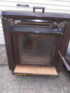Slow Combustion Heater/Fireplace