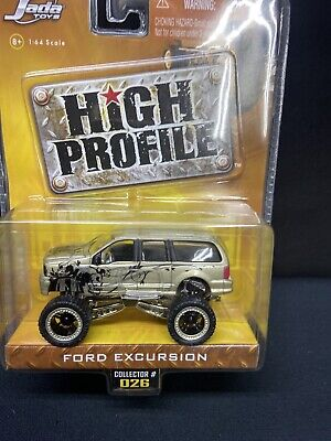 Jada Toys High Profile Ford Excursion 26  Wave 3   1/64