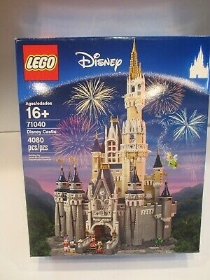 Lego 71040 Disney Castle (4080 Pieces) Ages 16+ NEW Factory Sealed