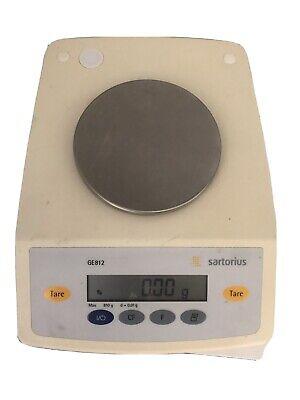 Sartorius Scale Ge812