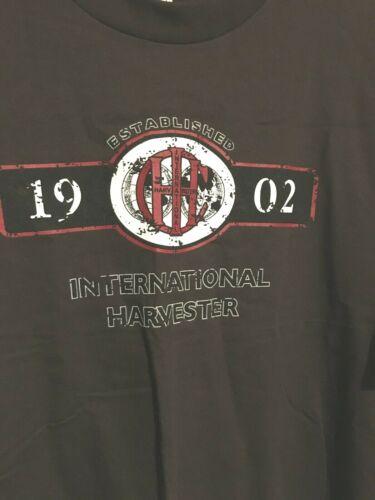 INTERNATIONAL HARVESTER FARMALL T-SHIRT, NEW, SIZE X-LARGE