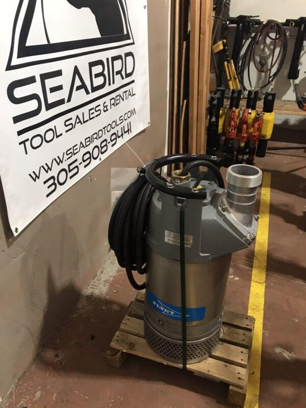 Flygt submersible pump 2660 3-60hz 11.2w-15hp 2660.081 pump