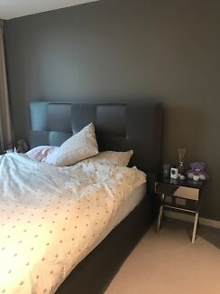 Melbourne high end  furniture - king size bed + Queen size bed