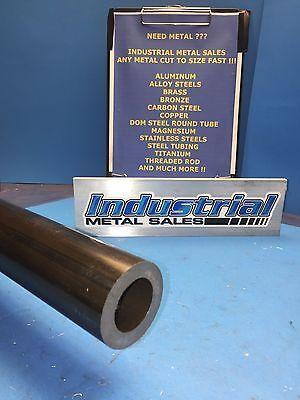 1pc 1-38 Od X 12long X .250 Wall Dom Steel Round Tube--1.375 Od X .250wall