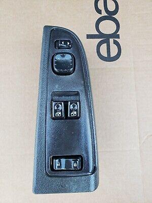 03-06 GMC Sierra Silverado 2 Door 2 DR MASTER Power Window Driver Switch OEM