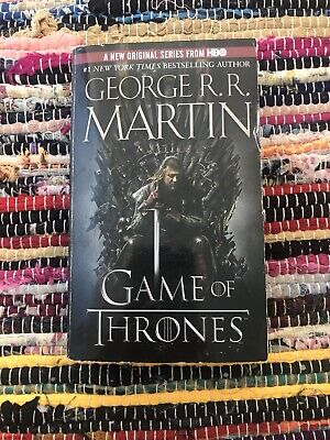 A Game of Thrones [A Song of Ice and Fire, Book 1]