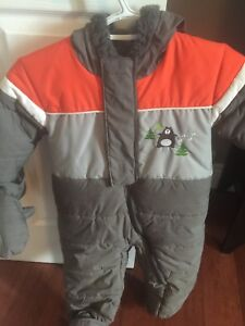 24 month snowsuit rated to -30