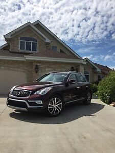 Infiniti QX50 2016 LOW KM
