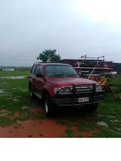 Toyota Landcruiser 4x4 Wagon