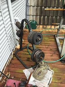 300+ kg of weights Beacon Hill Manly Area Preview
